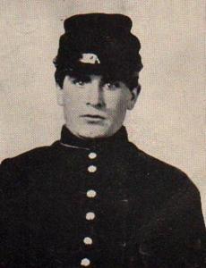 McKinley as a Civil War soldier