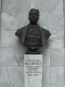 Roosevelt Bust 2015