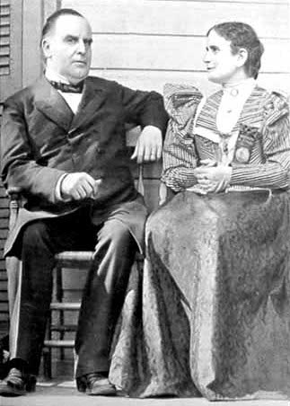 William-and-Ida-McKinley-seated-on-their-front-porch-during-the-1896-campaign.