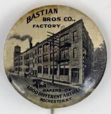 Bastian Bros. pin
