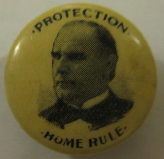 Protection home Rule pin