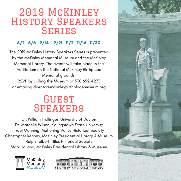 IG 2019 McKinley History Speakers Series (1)